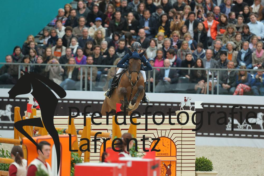 Offel, Katharina, Cathleen 28<br /> Paris - Saut Hérmes 2013<br /> © www.sportfotos-lafrentz.de/Stefan Lafrentz