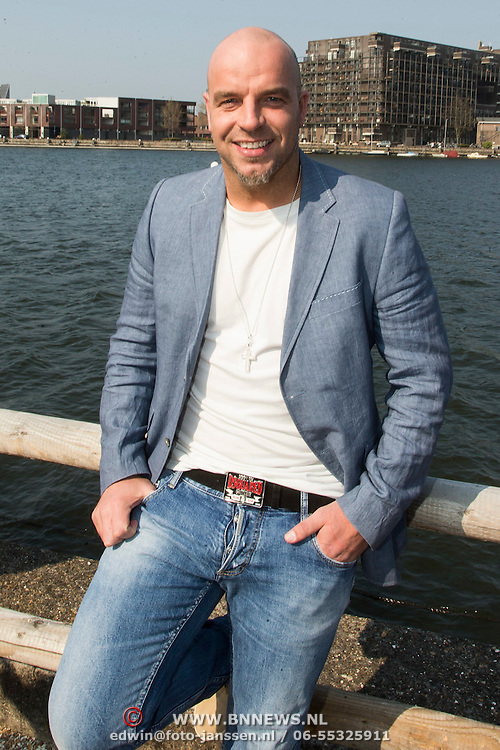 NLD/Amsterdam//20140327 - Perspresentatie Sterren Springen 2014, Andy van der Meyden