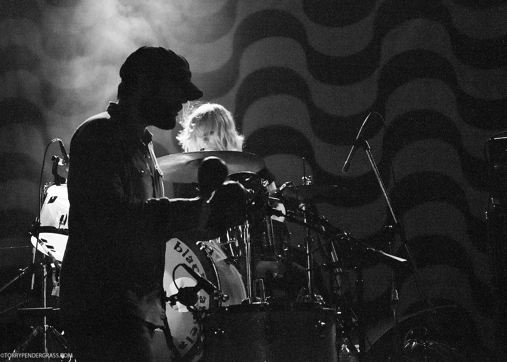 """The Black Angels """"Phosphene Dream"""" tour at the El Rey Theatre May 15, 2011 Los Angeles, California"""