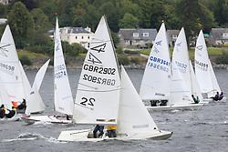 Marine Blast Regatta 2013 - Holy Loch SC<br /> <br /> 2902, Woffle, Jim MacLean , Classic <br /> <br /> Credit: Marc Turner / PFM Pictures