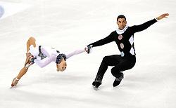 23.03.2010, Torino Palavela, Turin, ITA, ISU World Figure Skating Championships Turin 2010 im Bild Aliona Savchenko and Robin Szoljowy (GER), EXPA Pictures © 2010, PhotoCredit: EXPA/ InsideFoto/ Perottino / SPORTIDA PHOTO AGENCY