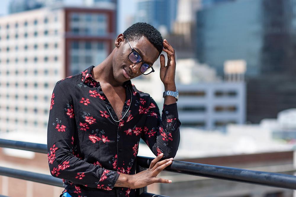 Acting photos of actor ArDarius Turner