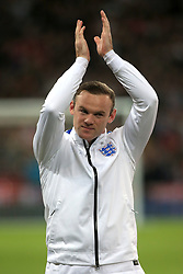 File photo dated 15-11-2014 of England captain Wayne Rooney.