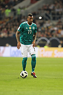Jerome Boateng (Germany) during the International Friendly Game football match between Germany and Spain on march 23, 2018 at Esprit-Arena in Dusseldorf, Germany - Photo Laurent Lairys / ProSportsImages / DPPI