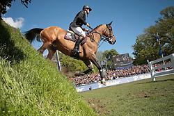Thieme Andre (GER) - Nacorde<br /> Derby of Hamburg 2010<br /> © Dirk Caremans
