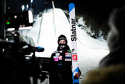 Cene Prevc during National championship in ski jumping in NC Planica on December 23rd, Rateče, Slovenia. Photo by Grega Valancic / SPORTIDA