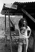 Nine Miles security at Bob Marleys birthplace