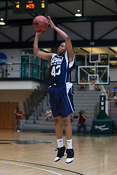 21 June 2008: Zhaque Gray (43). IBCA ( Illinois Coaches Basketball Association) Girls Class 3 & 4 All Star Game held at the Shirk Center on the Campus of Illinois Wesleyan University in Bloomington Illinois