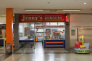 Elephant and Castle shopping centre on 23rd April 2015 in Lambeth, South London, United Kingdom.