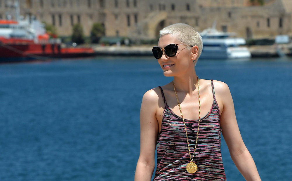 Jessie J at the 5 star Excelsior hotel in Valetta, Malta. Press conference for the isle of mtv gig.<br /> <br /> CODE: 364779<br /> Ref - Nelson<br />  www.expresspictures.com<br /> Express Syndication<br /> +44 (0)20 8612 7884/7903/7906/7661<br /> +44 (0)20 7098 2764<br /> <br /> NO ONLINE MOBILE OR DIGITAL USE WITHOUT PRIOR PERMISSION
