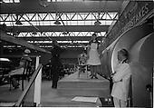 1967 - Irish Sweepstakes Derby Draw at Irish Hospital Sweepstakes office, Ballsbridge