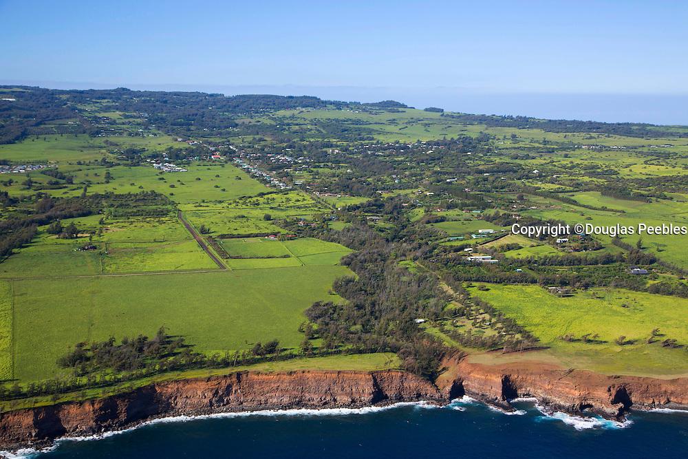 Hawi, North Kohala, Big Island of Hawaii