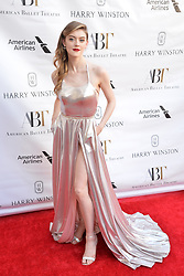 May 20, 2019 - New York, NY, USA - May 20, 2019  New York City..Courtney Shealy attending arrivals to the American Ballet Theater  Spring Gala at the Metropolitan Opera House in Lincoln Center on May 20, 2019 in New York City. (Credit Image: © Kristin Callahan/Ace Pictures via ZUMA Press)