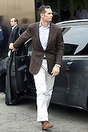 Inaki Urdangarin visits King Juan Carlos of Spain at San Jose Hospital on November 25, 2012 in Madrid Spain
