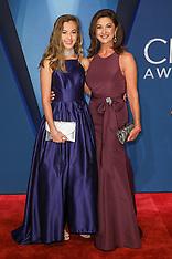 51st Annual CMA Awards - Arrivals 8 Nov 2017