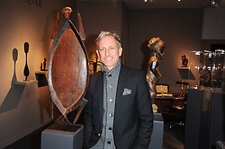 Private View of the Pavilion of Art & Design London 2010 held in Berkeley Square, London on 11th October 2010.<br /> Picture Shows:-PATRICK COX.