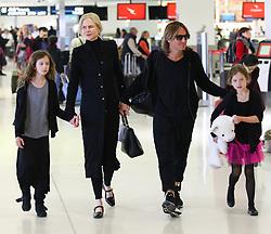 AU_1232630 - *PREMIUM-EXCLUSIVE* Sydney, AUSTRALIA  -  *EXCLUSIVE*  - Nicole Kidman, Sunday Rose, Faith Margaret Kidman and Keith Urban pictured leaving Sydney on Mother's Day.<br /> <br /> Pictured: Nicole Kidman; Sunday Rose; Faith Margaret Kidman; Keith Urban<br /> <br /> BACKGRID Australia 13 MAY 2018 <br /> <br /> BYLINE MUST READ: KHAP / BACKGRID<br /> <br /> Phone: + 61 2 8719 0598<br /> Email:  photos@backgrid.com.au