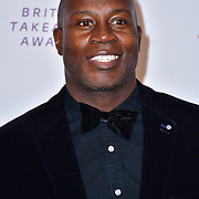 Martin Offiah attend the British Takeaway Awards 2020 on 27th January 2020, Savoy Hotel, Strand, London, UK.