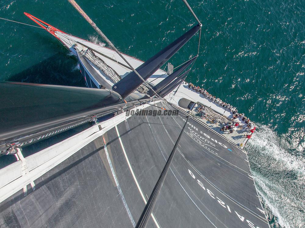 ComancheVerdier-VPLP/Hodgson1002014Jim & Kristy Clark<br /> Transatlantic Race 2015