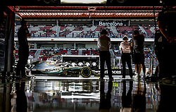 May 10, 2019 - Barcelona, Spain - #77 Valtteri Bottas (FIN, Mercedes AMG Petronas Motorsport) FIA Formula One World Championship 2019, Grand Prix of Spain. (Credit Image: © Hoch Zwei via ZUMA Wire)