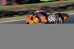 October 28, 2018 - Phillip Island, VIC, U.S. - PHILLIP ISLAND, VIC - OCTOBER 28: Red Bull KTM Factory Racing rider Pol Espargaro (44) at The 2018 Australian MotoGP on October 28, 2018, at The Phillip Island Circuit in Victoria, Australia. (Photo by Speed Media/Icon Sportswire) (Credit Image: © Steven Markham/Icon SMI via ZUMA Press)