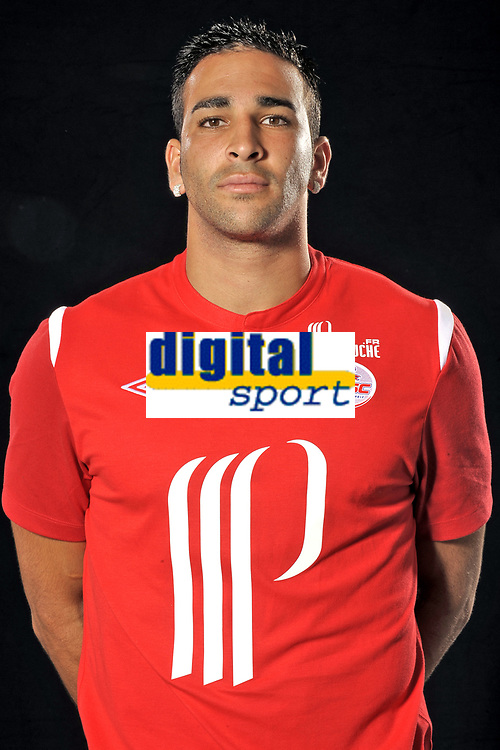 FOOTBALL - FRENCH CHAMPIONSHIP 2010/2011 - PHOTOS OFFICIELLES LILLE OSC - 9/07/2010 - PHOTO LILLE OSC / DPPI - ADIL RAMI