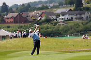 The Celtic Manor Wales Open 2009 at Celtic Manor Resort in Newport, South Wales. round one  on Thurday 4thJune 2009.