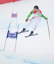 20.12.2013, Saslong, Groeden, ITA, FIS Ski Weltcup, Groeden, Abfahrt, Herren, SuperG, im Bild Klaus Brandner (GER) // Klaus Brandner of Germany in action during mens Super-G of the Groeden FIS Ski Alpine World Cup at the Saslong Course in Gardena, Italy on 2012/12/20. EXPA Pictures © 2013, PhotoCredit: EXPA/ Johann Groder