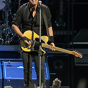 WASHINGTON, DC - January 29th, 2016 - Bruce Springsteen performs at the Verizon Center during Springsteen's The River 2016 Tour. Springsteen and the E Street Band are performing the seminal 1980 album in full on the tour. (Photo by Kyle Gustafson / For The Washington Post)