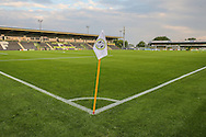 The New Lawn, home of Forest Green Rovers during the Vanarama National League match between Forest Green Rovers and Eastleigh at the New Lawn, Forest Green, United Kingdom on 13 September 2016. Photo by Shane Healey.