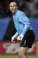 Fotball<br /> Confederations Cup 2005<br /> 15.06.2005<br /> Tyskland v Australia<br /> Foto: Dppi/Digitalsport<br /> NORWAY ONLY<br /> <br /> MARK SCHWARZER (AUS)