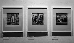 June 27, 2017 - Copenhagen, Denmark - A huge exhibition of street photography in Copenhagen, with participants from all over the world. Particular emphasis put on Vivian Maier, the American nanny that was discovered after her death as an exceptionally gifted photographer. (Credit Image: © Tommy Lindholm/Pacific Press via ZUMA Wire)