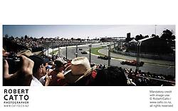 ING Australian Grand Prix at Albert Park, Melbourne, Victoria (VIC), Australia.
