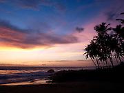 Papanasham Beach (Beach of Redemption), Varkala, Kerala, India
