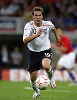 Photo: Rich Eaton.<br /> <br /> England v Russia. UEFA European Championships Qualifying. 12/09/2007. England's Michael Owen