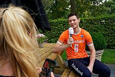 20190912 NED: CEV Press Meeting EC Volleyball 2019, Rotterdam
