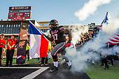 10-9-2021 Texas Tech vs TCU Football
