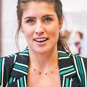 NLD/Amsterdam/201901213 - BN'ers bij het Nationale Voorleesontbijt 2019, Marieke Elsinga