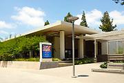 Student Wellness Building at California State University Fullerton, CSUF,
