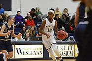 WBKB: North Carolina Wesleyan College vs. St. Mary's College of Maryland (11-23-19)