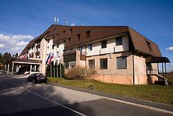 Hotel Kokra at Management conference of Slovenian Football Federation, on March 10, 2009, in Hotel Kokra, Brdo pri Kranju, Slovenia. (Photo by Vid Ponikvar / Sportida)