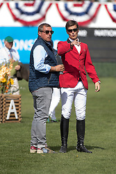 Philippaerts Olivier and Ludo BEL<br /> CSIO 5* Spruce Meadows Masters - Calgary 2016<br /> © Hippo Foto - Dirk Caremans<br /> 10/09/16