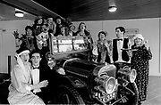 Killarney Musical Society in Roaring 20's voice in 1993.<br /> Now & Then - MacMONAGLE photo archives.<br /> Picture by Don MacMonagle -macmonagle.com<br /> Facebook - @killarneynowandthen