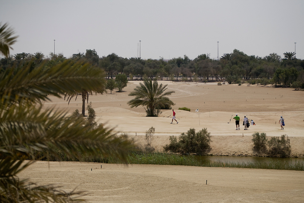 Abu Dhabi, United Arab Emirates (UAE). .March 20th 2009..Al Ghazal Golf Club..36th Abu Dhabi Men's Open Championship.