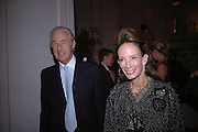 Mr. and Mrs. Martin Summers. Cartier party to celebrate the Blooming of a precious jewel. the Orangery. Kensington Palace. London.  25 October 2005. October 2005. ONE TIME USE ONLY - DO NOT ARCHIVE © Copyright Photograph by Dafydd Jones 66 Stockwell Park Rd. London SW9 0DA Tel 020 7733 0108 www.dafjones.com