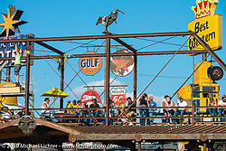 The Full Throttle Saloon during the annual Sturgis Black Hills Motorcycle Rally. SD, USA. August 7, 2014.  Photography ©2014 Michael Lichter.