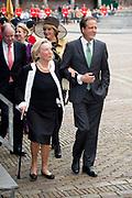 Prinsjesdag - Aankomst politici bij de Ridderzaal. Zoals ieder jaar ging Prinsjesdag ook dit keer weer gepaard met hoedjes in allerlei soorten en maten.<br /> <br /> Op de foto / On the photo: Alexander Pechtold