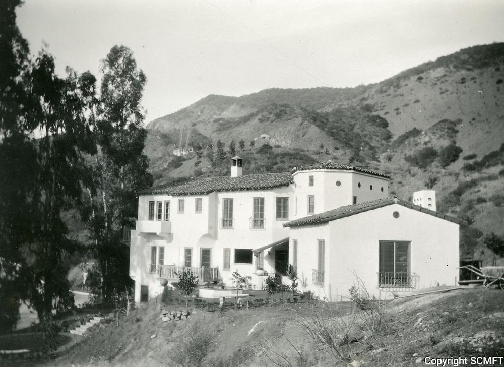 Circa 1930 2441 Castillian Dr. in the Outpost Estates
