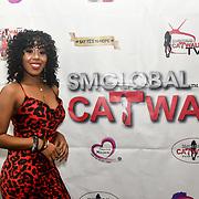 Backstage - SMGlobal Catwalk - London Fashion Week F/W19, London, UK