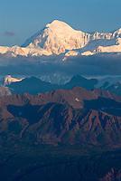 Denali (Mount McKinley) 6,193.6¬?metres (20,320¬?ft)